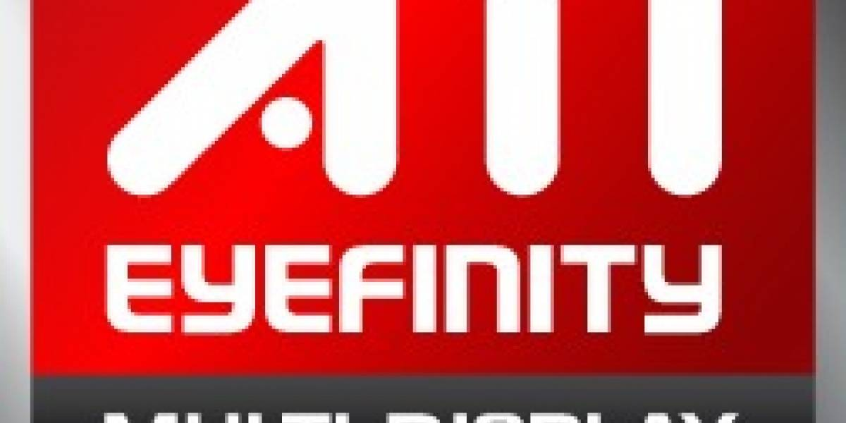AMD ATi Eyefinity: 6 monitores, 1 tarjeta gráfica