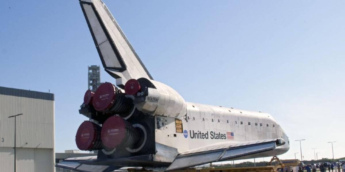 El Atlantis despegará el 8 de julio, terminando con la era de los transbordadores espaciales