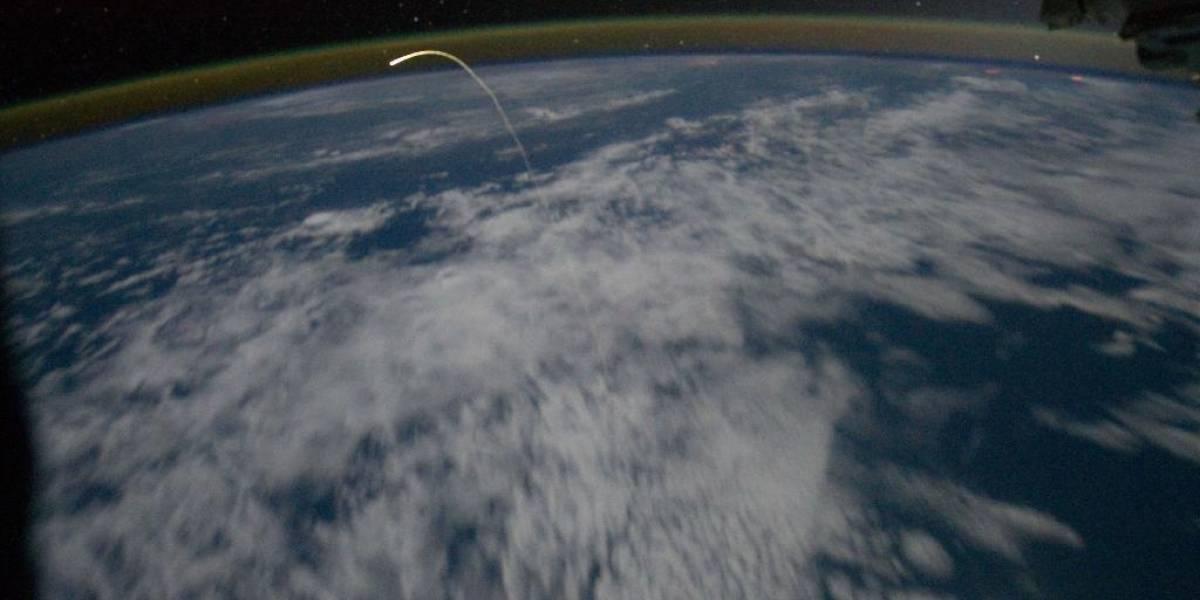 Imperdible: El retorno del Atlantis desde la Estación Espacial