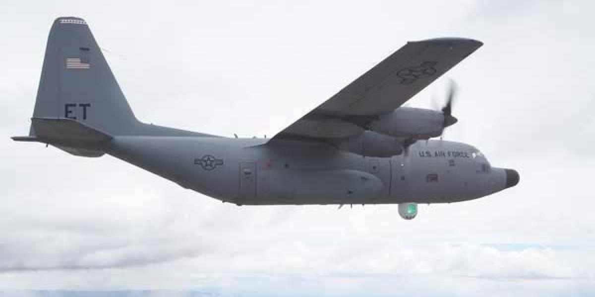 Video: Arma láser desarrollada por Boeing dando en el blanco