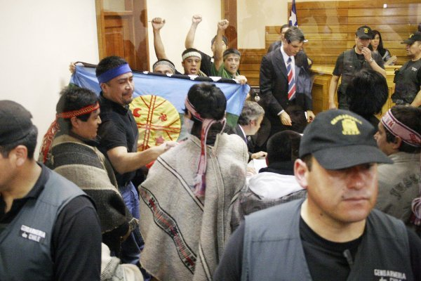 Comuneros Mapuches