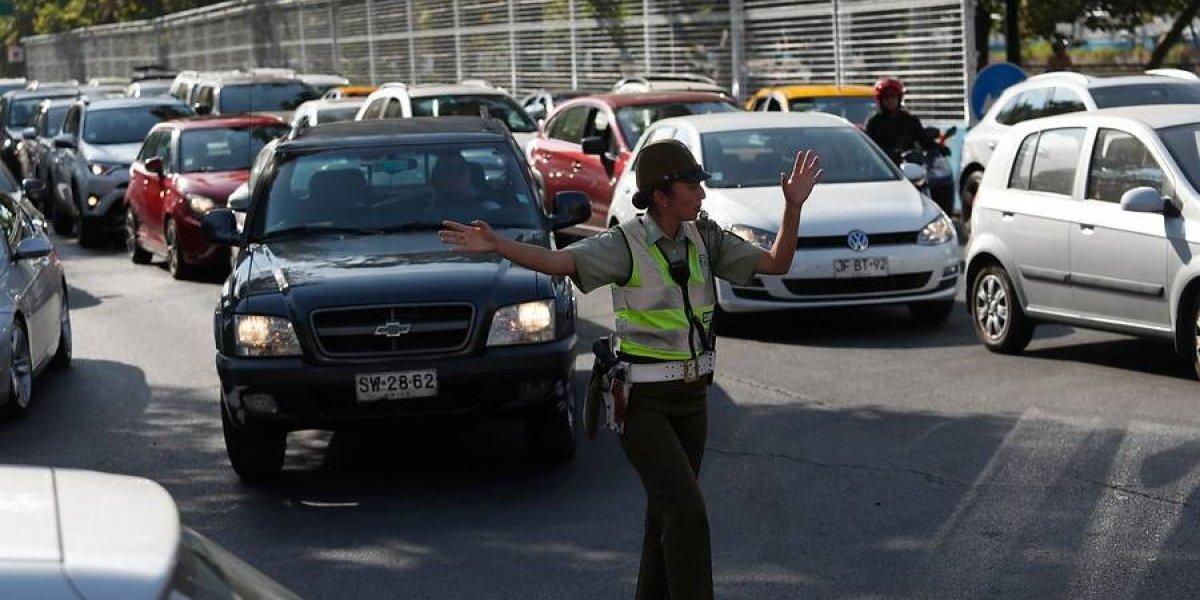 Municipalidad de Santiago realizará empadronamiento en Parque Forestal por molestias de la Fórmula E