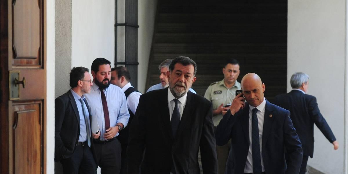 """Aleuy por """"Operación Huracán"""": """"El Gobierno no se queda con versiones de nada"""""""