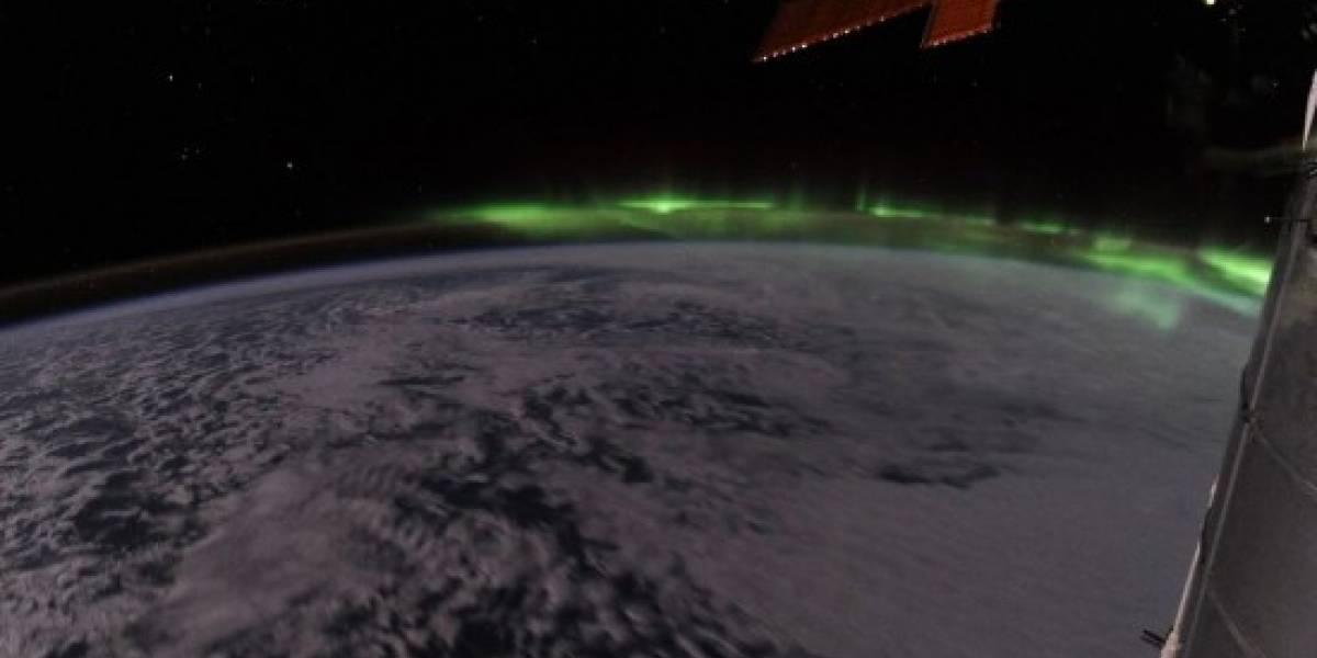Espectacular vídeo con imágenes tomadas desde la ISS