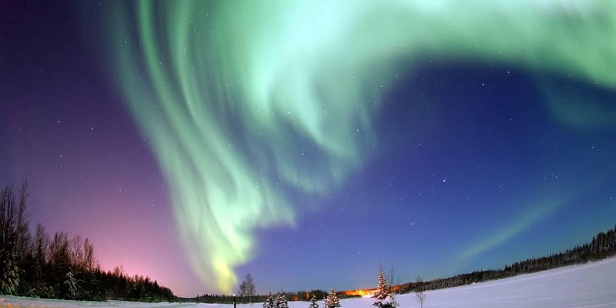 Sky-live.tv: Auroras boreales en directo por Internet