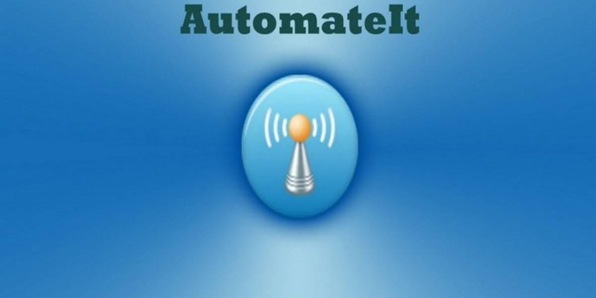 Automatiza tus tareas con Android