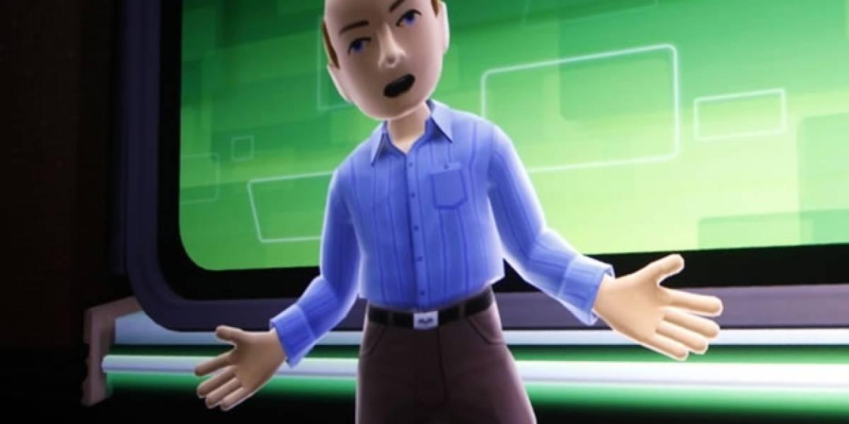 Ya está disponible Avatar Kinect!