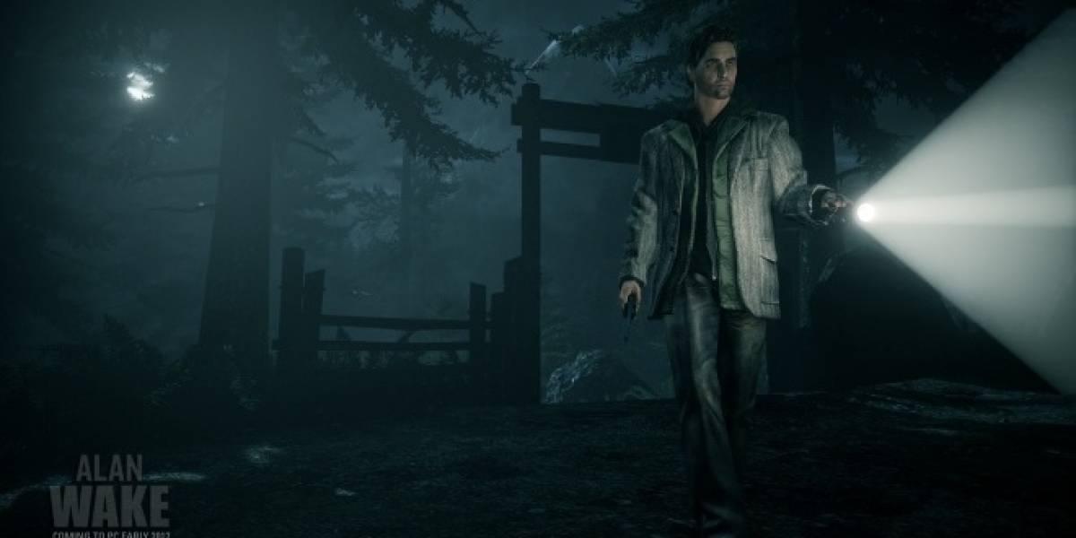Remedy anuncia que Alan Wake llega al PC a comienzos del 2012