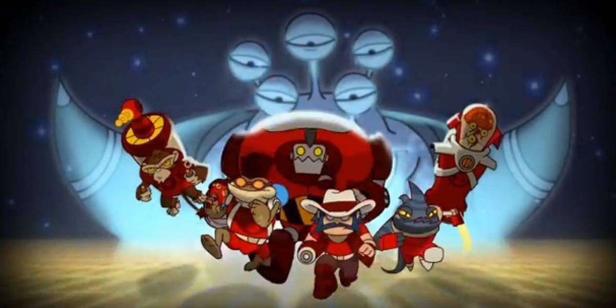 Trailer de Awesomenauts [E3 2011]