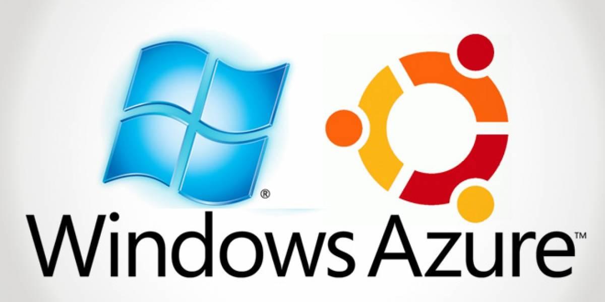 Canonical se asocia con Microsoft para dar soporte a Ubuntu en Azure