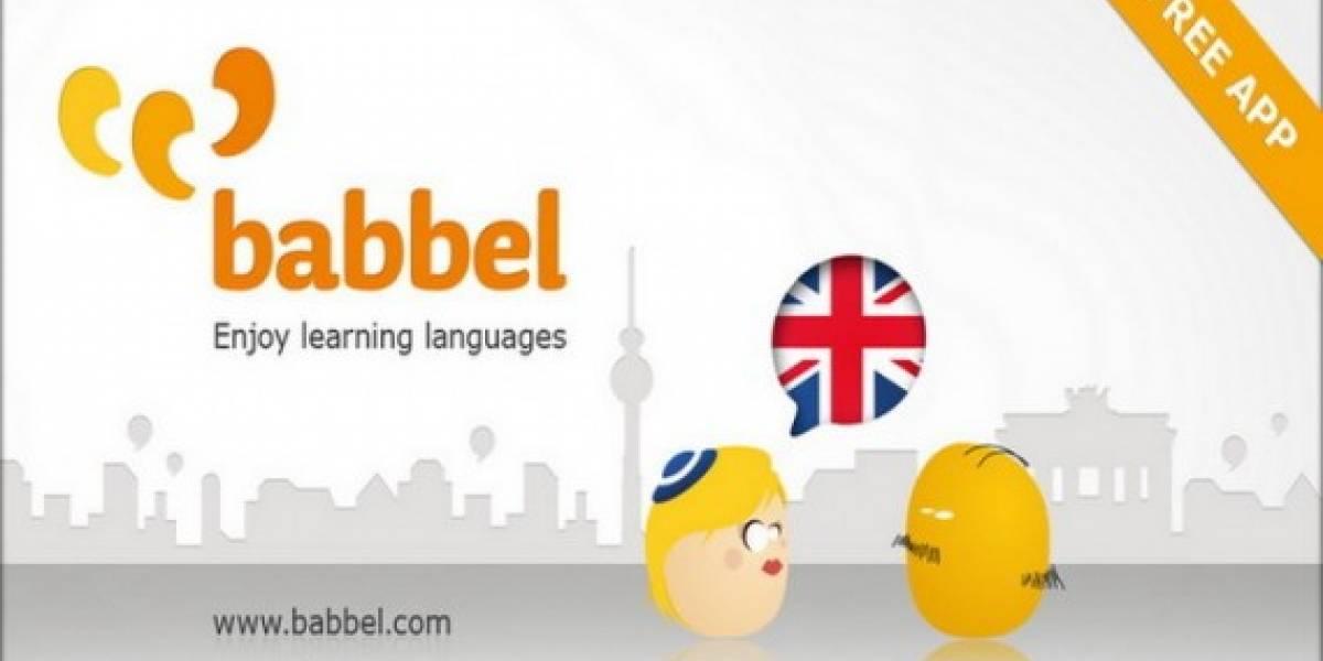 Aprende inglés con tu smartphone