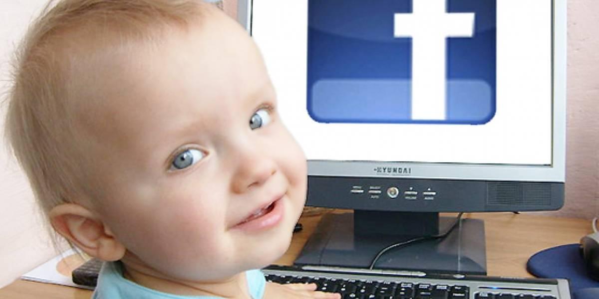 Estudio: Cerca de 7,5 millones de los usuarios de Facebook son menores de 13 años