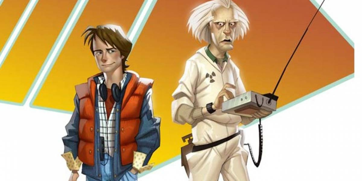 Back to the Future: The Game llegará a Europa de forma física