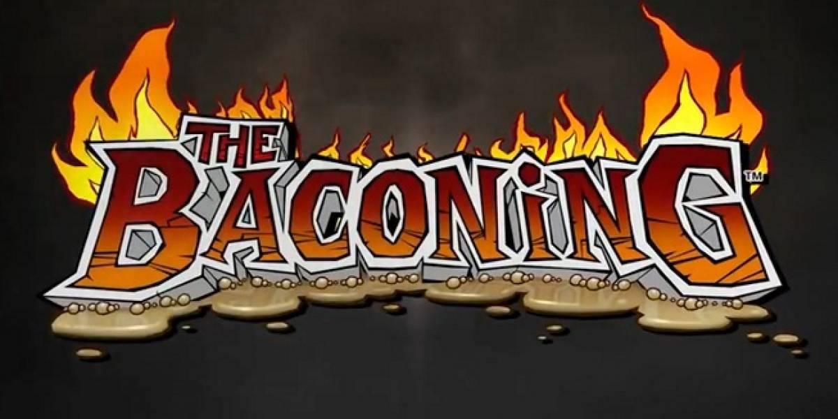 The Baconing es el nombre del regreso de DeathSpank