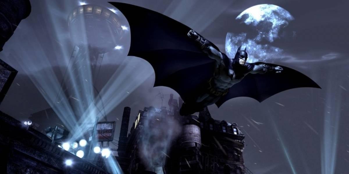 Después de todo, Batman: AC utilizará Games for Windows Live