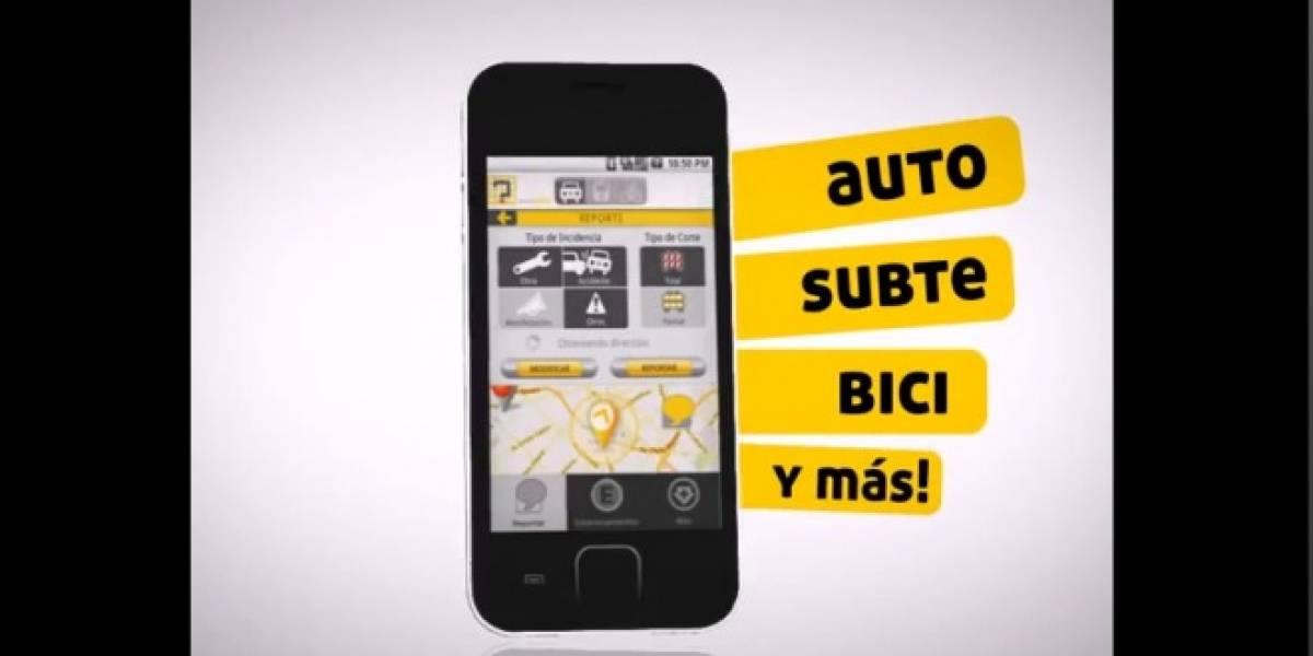 Argentina: La Ciudad de Buenos Aires lanza dos aplicaciones móviles para informar sobre el tránsito