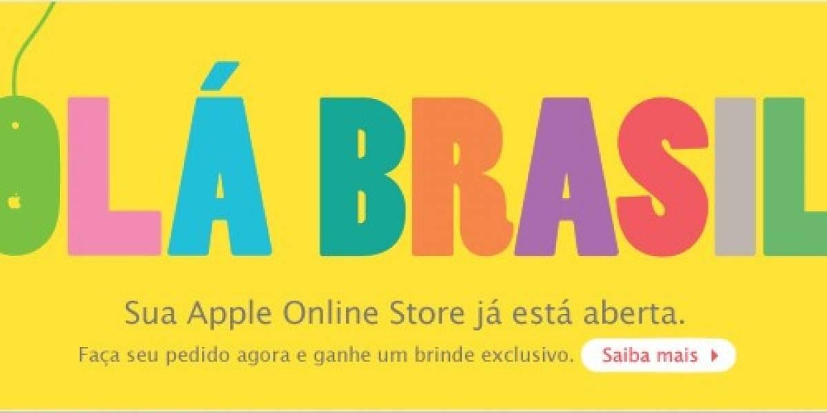 Apple Online Store en Brasil