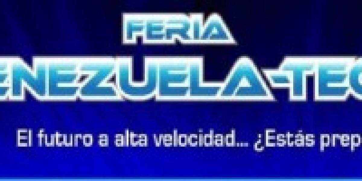 Venezuela: Hasta el domingo la plaza Alfredo Sadel se llena con Venezuela-Tech