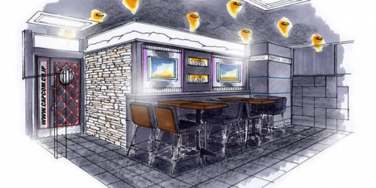 Capcom inaugurará su propio bar en Japón