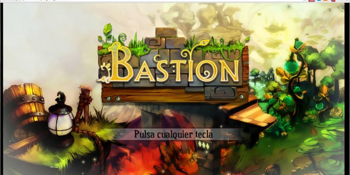 Chrome comienza a correr juegos de calidad como Bastion y Mini Ninjas