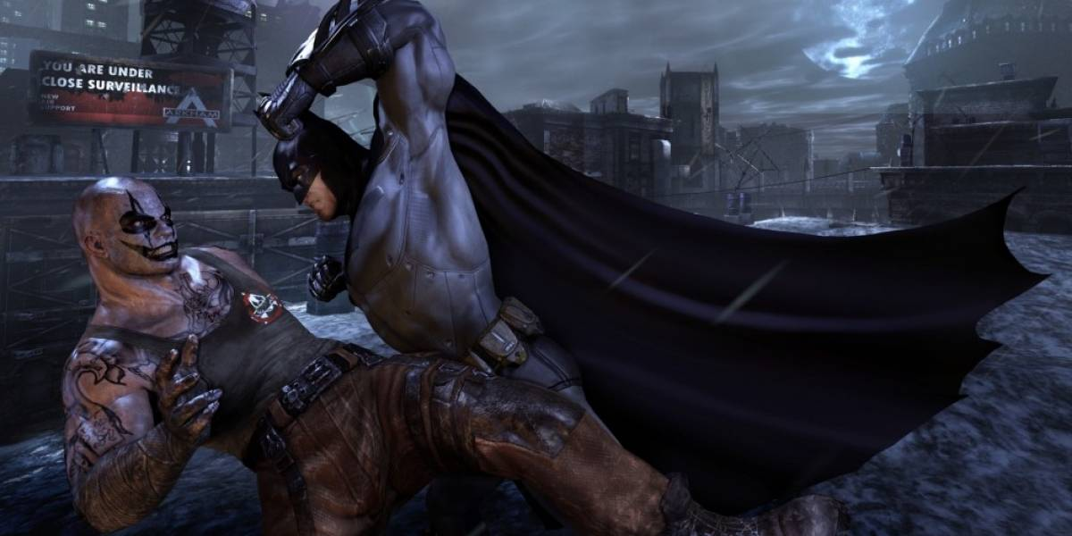Nuevo video con demostración de Batman: Arkham City [E3 2011]