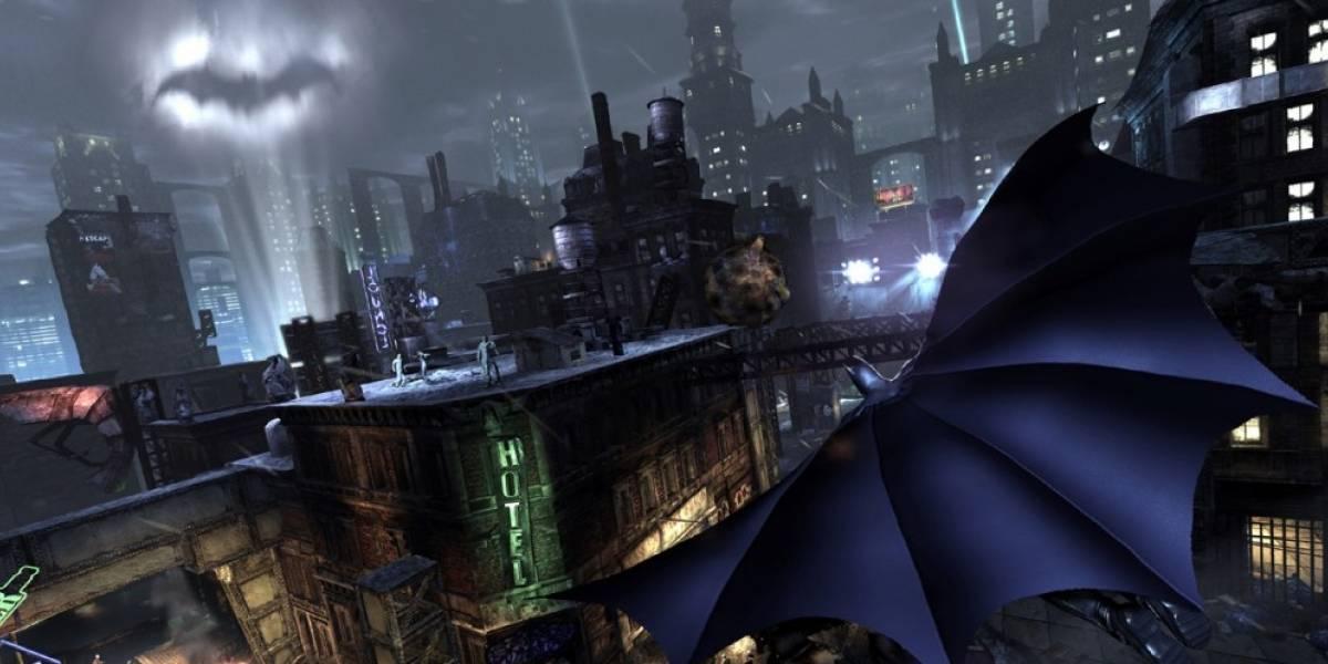 Batman: Arkham City ya está disponible en PC