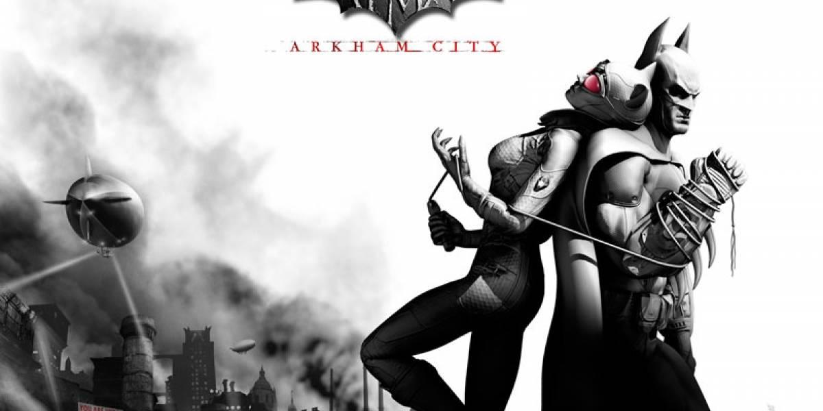 Batman: Arkham City ofrecerá 40 horas de contenido según Rocksteady
