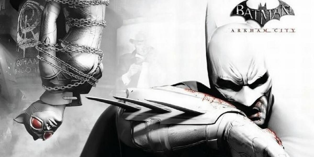Partidas salvadas de Batman: Arkham City presentan problemas