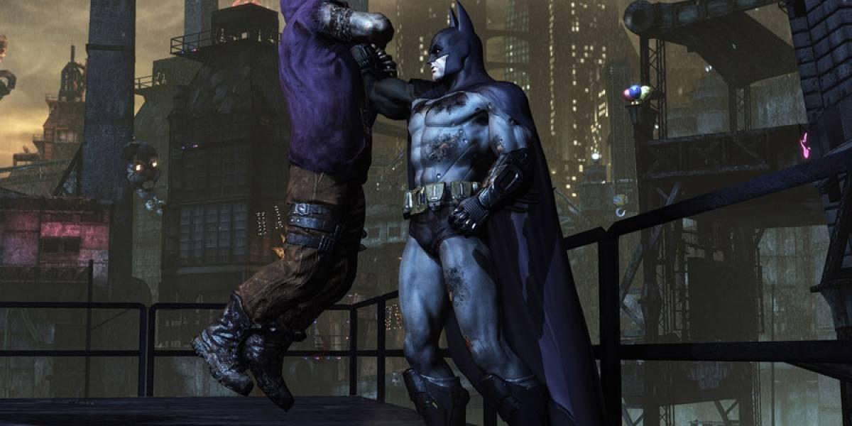 Rocksteady investiga problema de las partidas guardadas de Batman: Arkham City