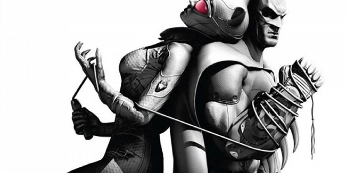 Arkham City muestra su trailer de lanzamiento