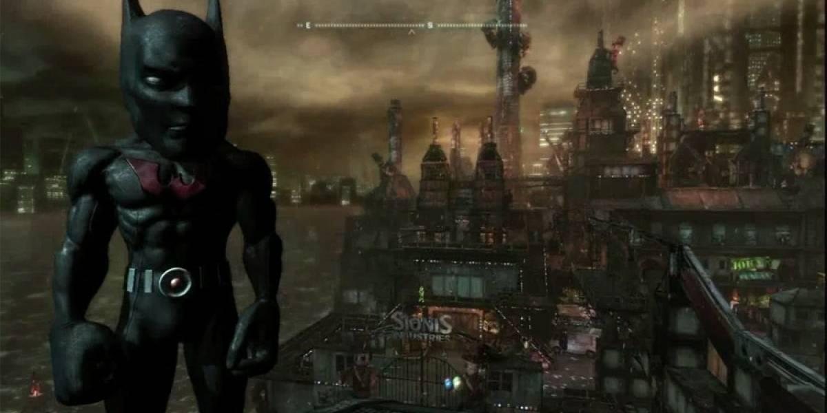 Cómo desbloquear el modo de cabezas gigantes en Batman: Arkham City
