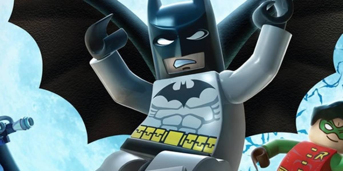Warner anuncia LEGO Batman 2: DC Super Heroes