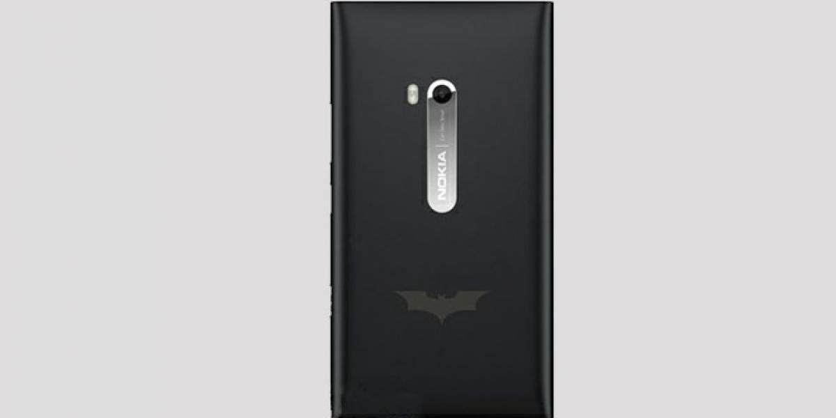 Nokia estrenará un Lumia 900 edición especial de Batman