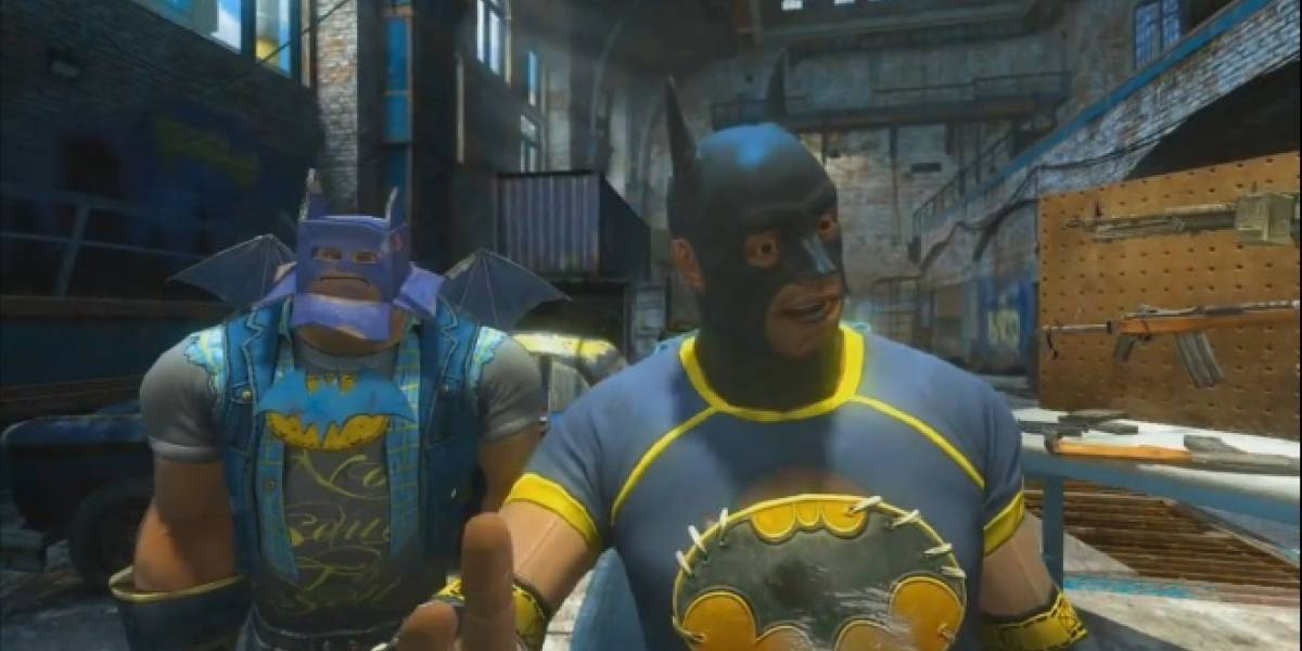 Nuevo trailer anuncia la beta abierta de Gotham City Impostors