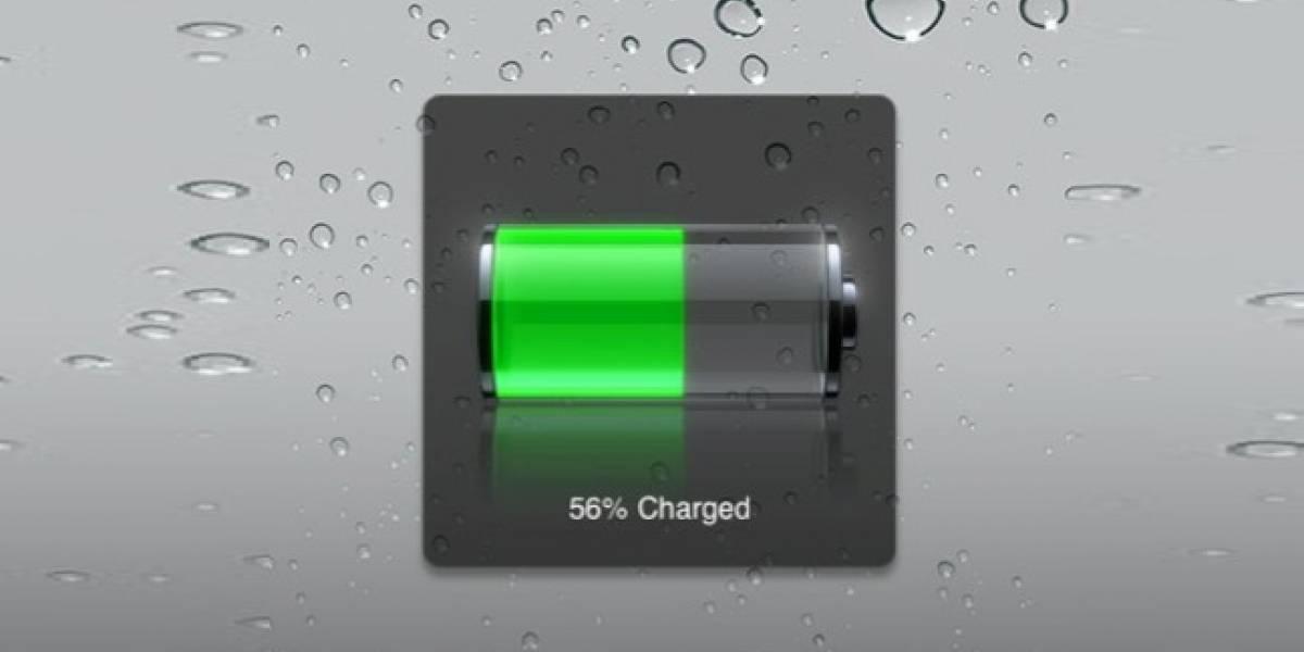 iPad, la tablet con la batería más duradera