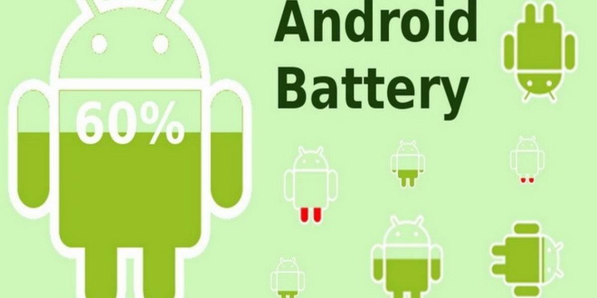Consejos para aumentar la duración de la batería en tu Android