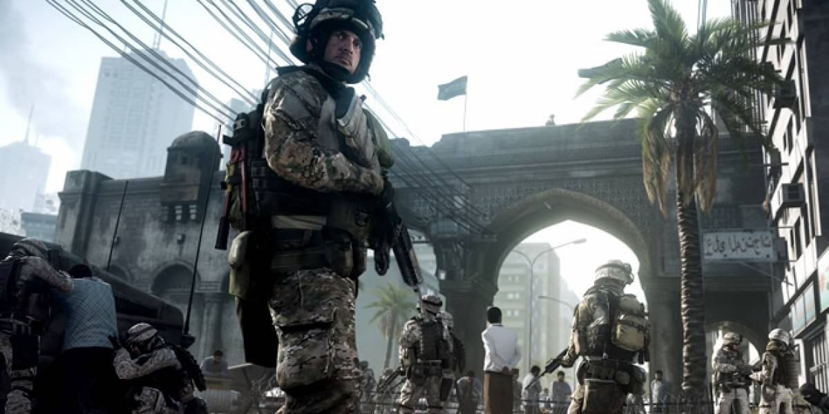 Y los ganadores de los paquetes de Battlefield 3 fueron...