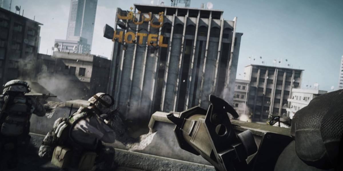 EA responde a la polémica sobre los servidores de Battlefield 3