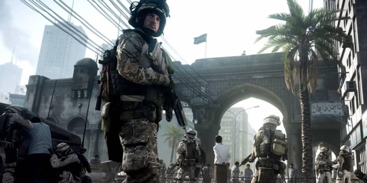 La gran actualización de Battlefield 3 por fin llega a Xbox 360