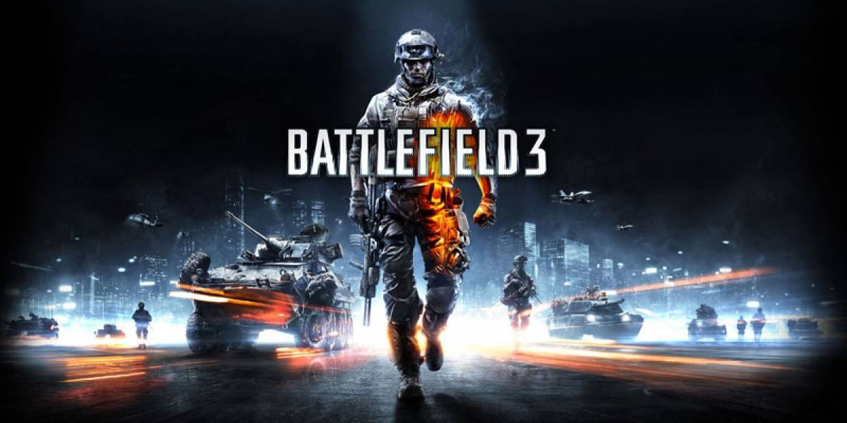 Beta de Battlefield 3 arranca el 29 de Septiembre