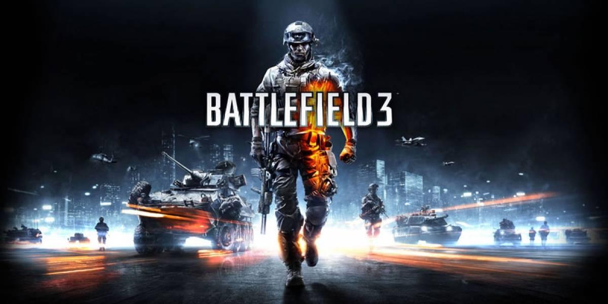 Battlefield 3 se lanza con tres millones de pre-ordenes