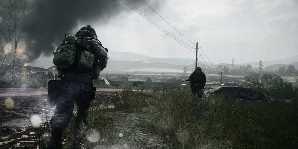 Battlefield 3 sigue sin superar a Call of Duty en Xbox Live