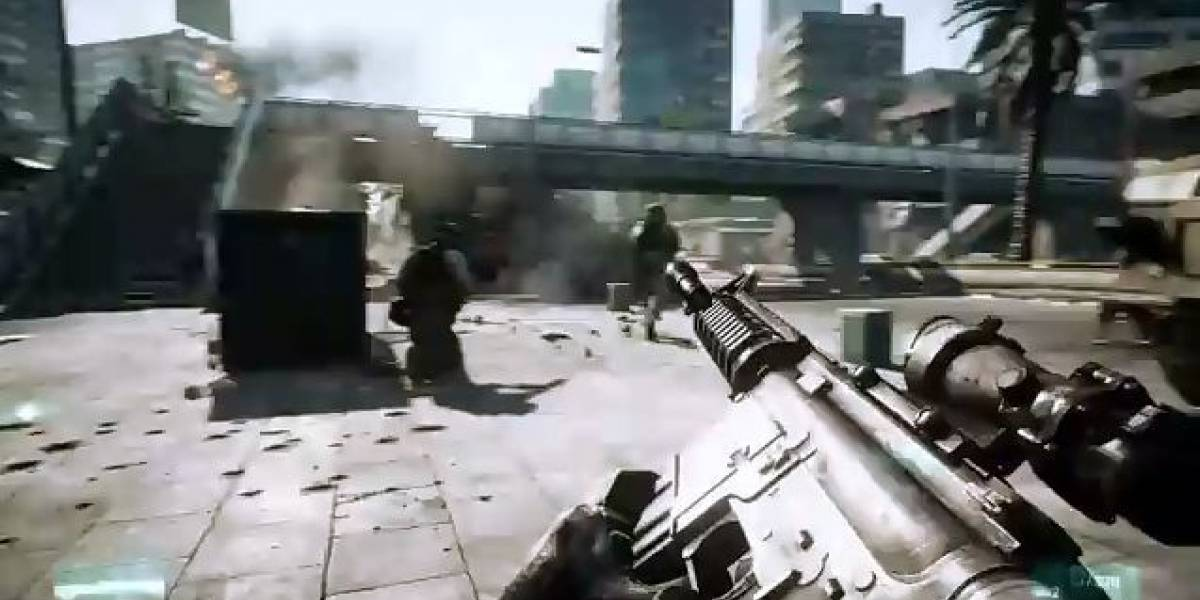 La promesa de Battlefield 3