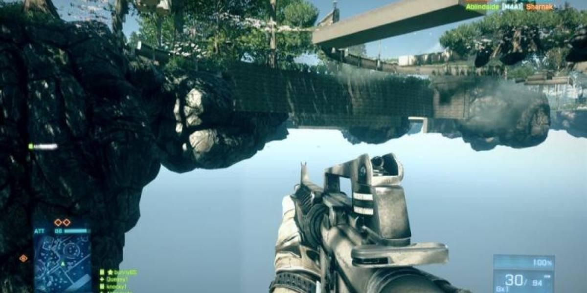 EA se pronuncia sobre los problemas de la beta de Battlefield 3