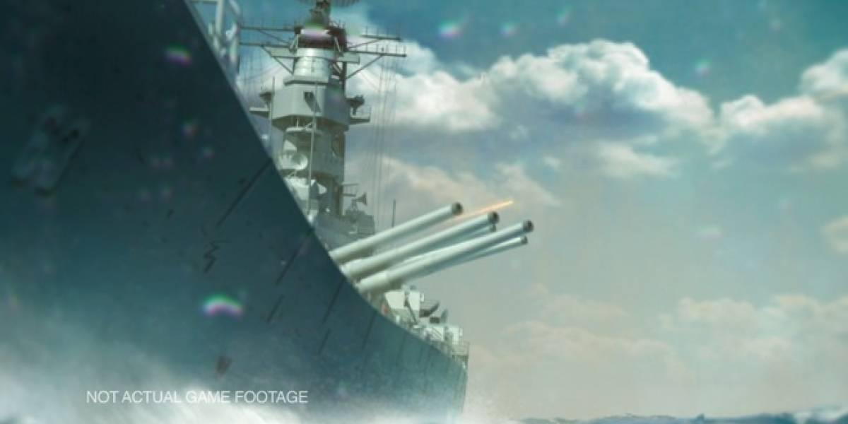 Battleship también tendrá su videojuego