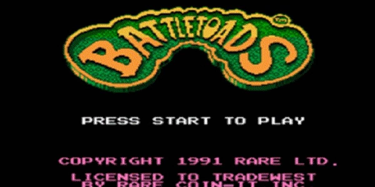 Battletoads [NB Oldies]