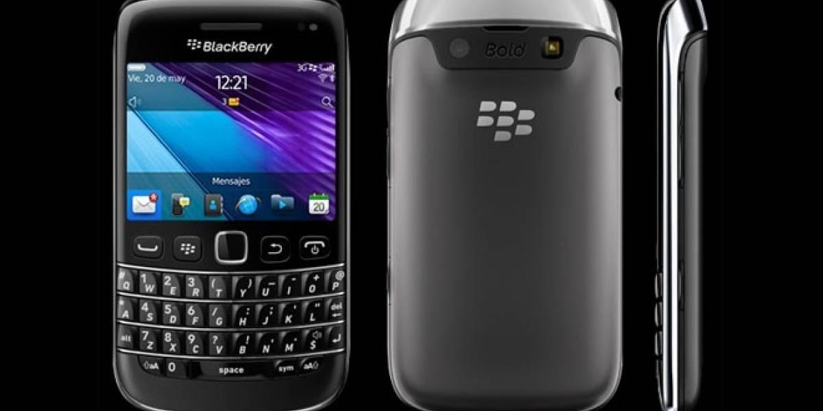 El BlackBerry Bold 9790 aterriza en España