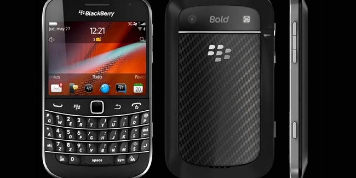 Movistar y RIM se unen para probar pagos móviles con Blackberry en España