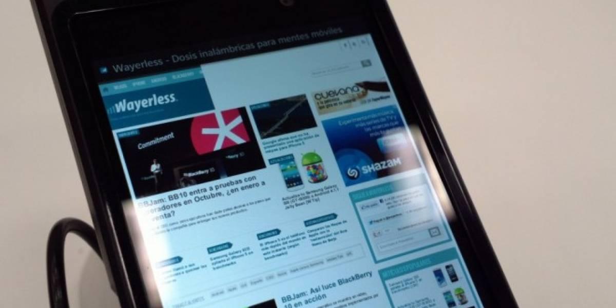 RIM ya empezó a aceptar solicitudes para crear aplicaciones para BlackBerry 10