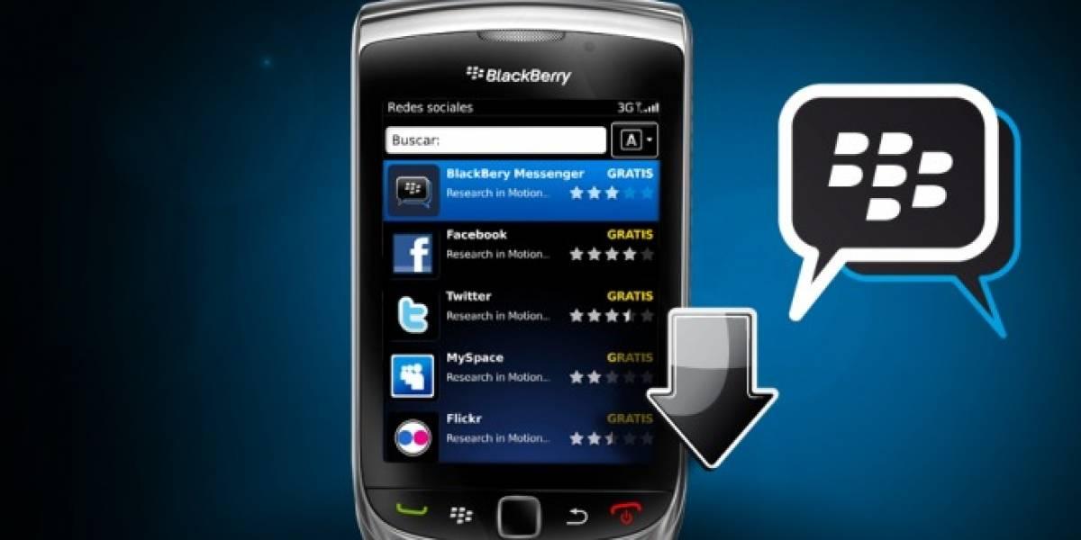 RIM no liberará BlackBerry Messenger para otras plataformas
